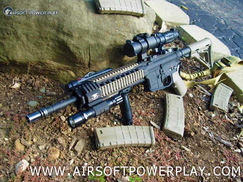 m4 airsoft tuning
