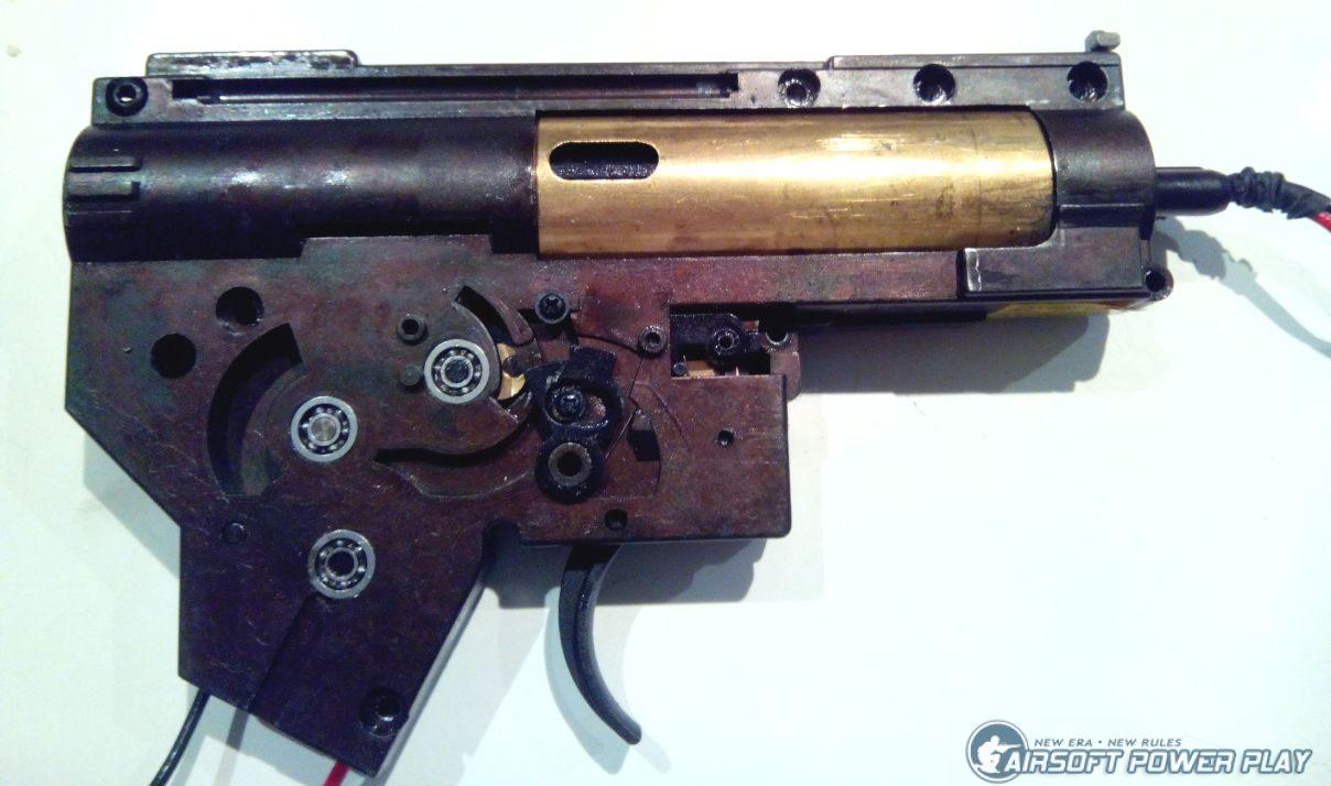 KWA 3GX gearbox