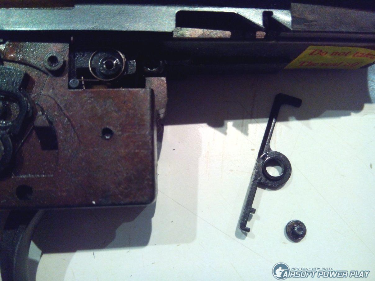 KWA RM4 gearbox