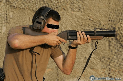 Гранатомёт М79