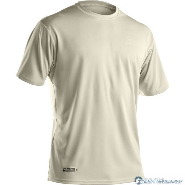 Under Armour Tactical Shirt Loose Tan