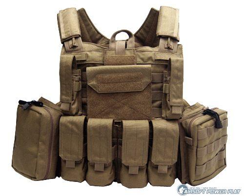 Моделирование US Navy Seal 2005