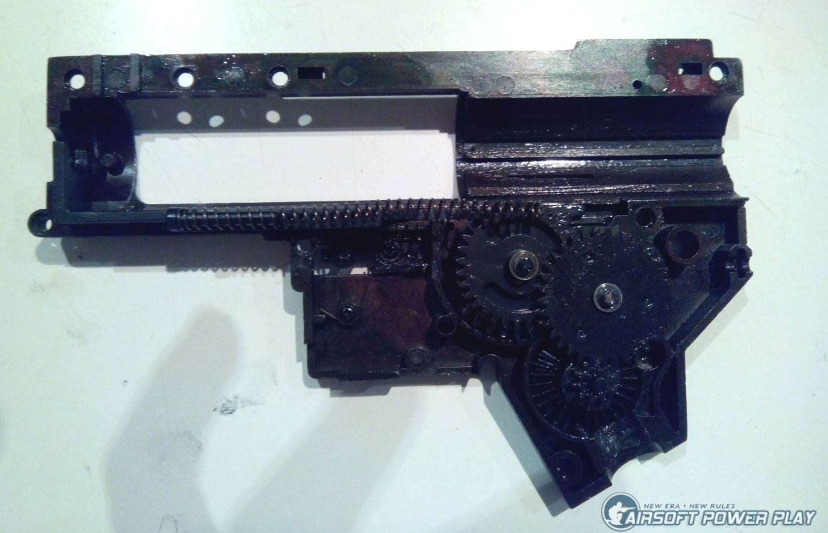 gearbox review RM4 KWA