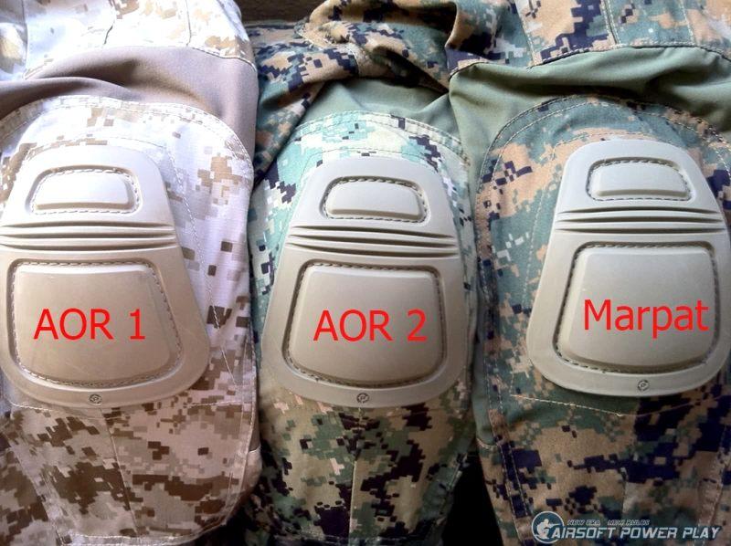 AOR I - AOR II - Marpat
