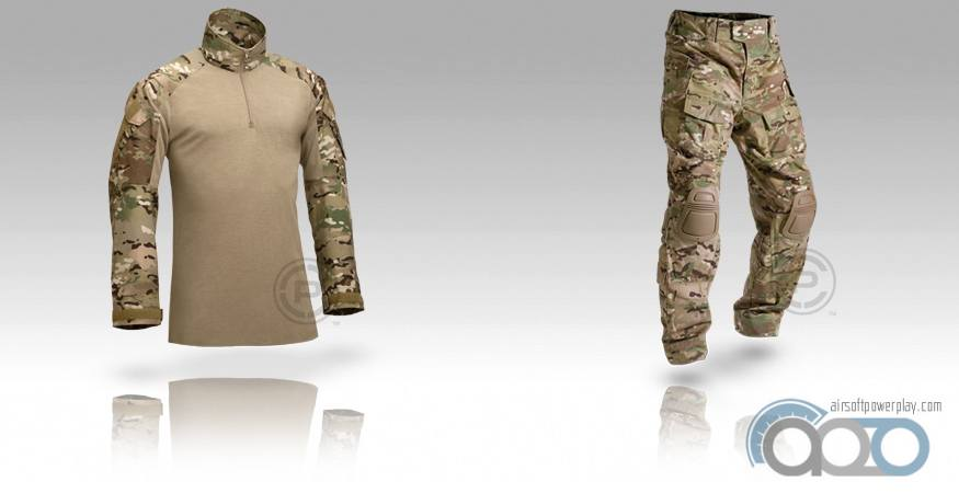 CryPrecision multicam
