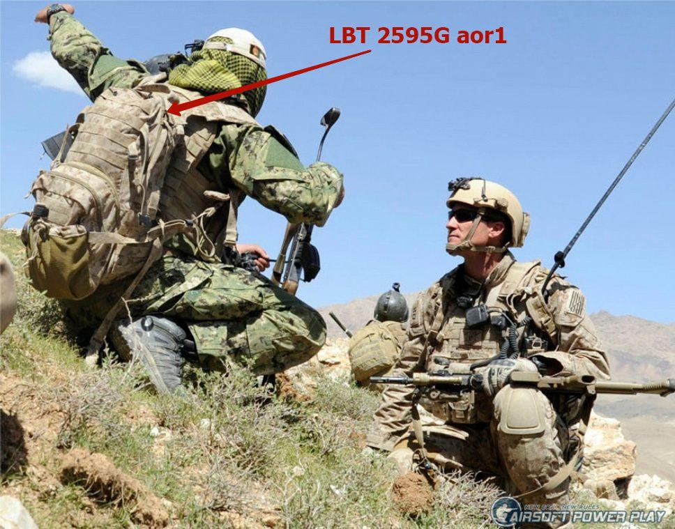 LBT 2595G AOR