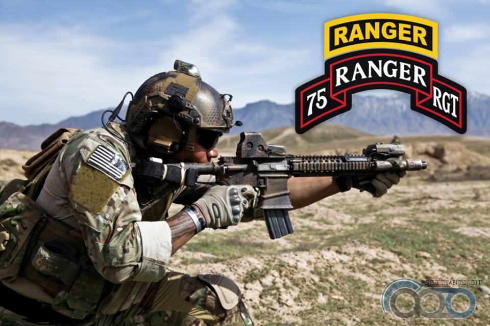 Моделирование US Rangers