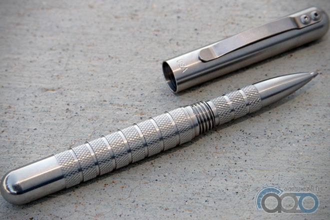 CountyComm Stainless Embassy Elite Pen