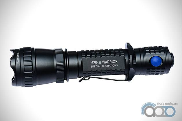 Olight-M20-X Warrior