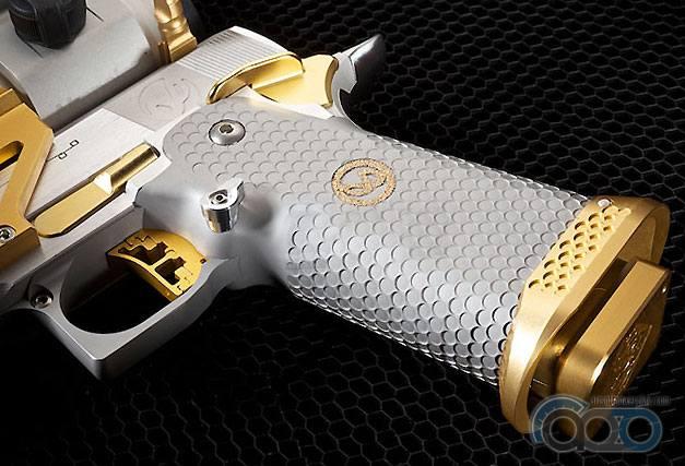 рукоядка пистолета
