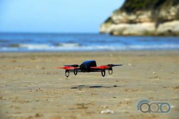 квадрокоптер Шикарный квадрокоптер - Parrot Bebop Drone