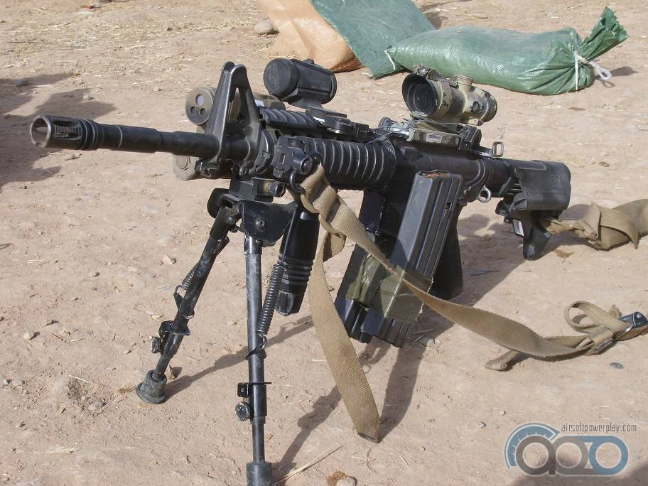 USMC винтовка M4A1