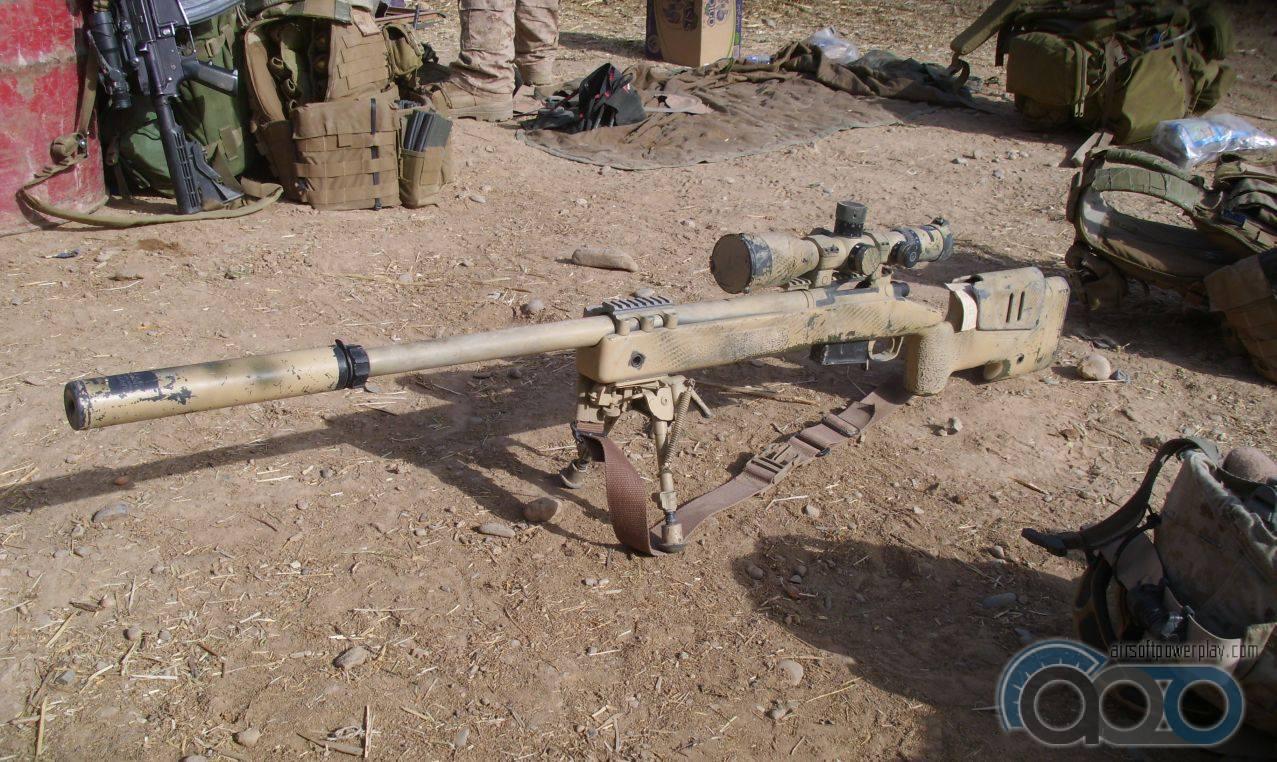 Винтовка M40A5
