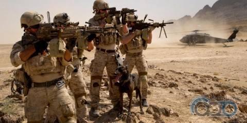 обзор боевого снаряжения Navy SEAL