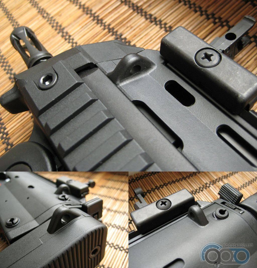 Антабки MP7A1 VFC