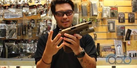 Cybergun FNX45 Pistol Review