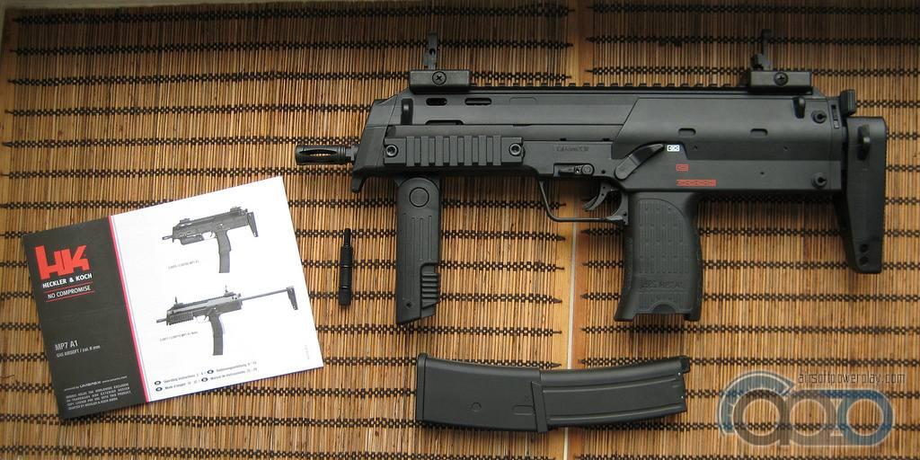 Комплектация MP7A1 HK
