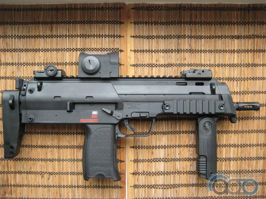 MP7A1 + Z-Point