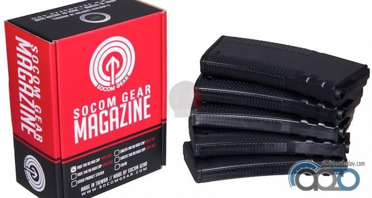 Socom Gear TROY ind Battle Mag Обзор