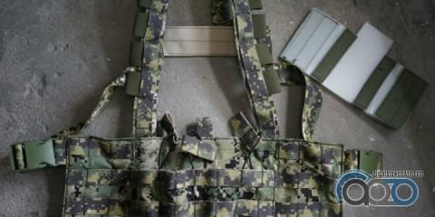 Видео обзор реплики разгрузки 2586B-M4 AOR2 от Toysoldier