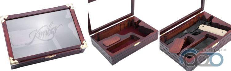 коробка под Colt Kimber