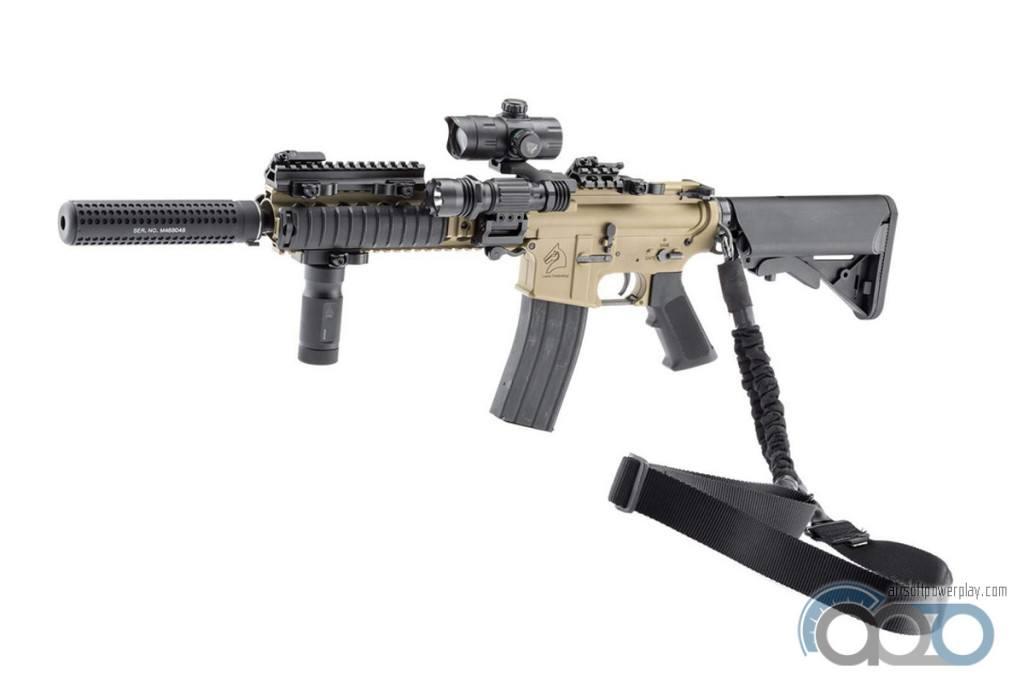 BO Dynamics M4 привод с отдачей