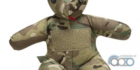 Bear-MC-Multicam-Teddy-Bear
