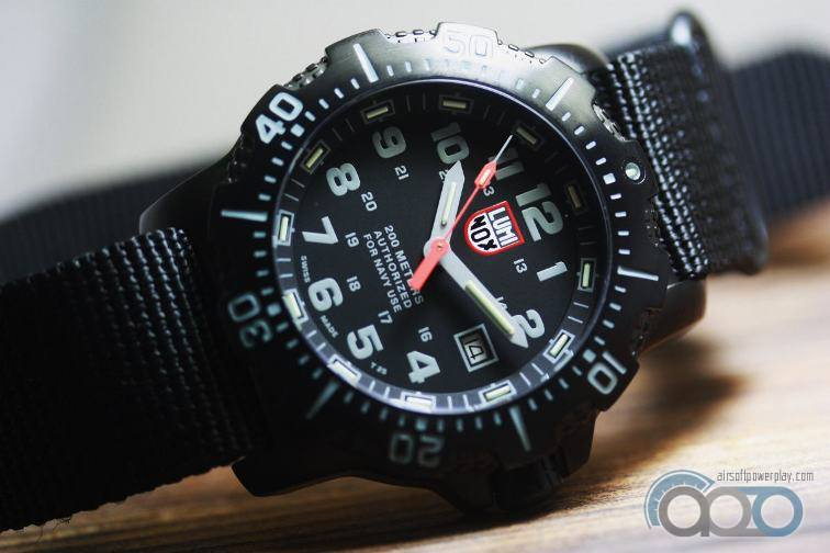 Обзор Luminox ANU 4200