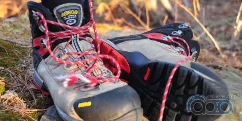 Обзор ботинок Asolo Fugitive GTX Hiking boots