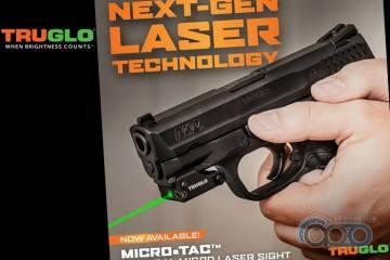 микро-лазер для пистолета