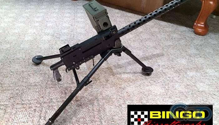 страйкбольный M1919 - PolarStar