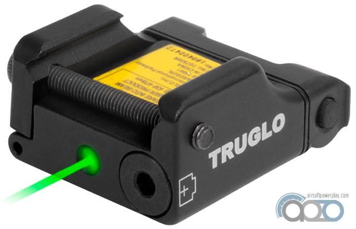 truglo_laser для пистолета