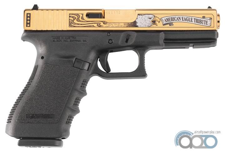 Glock от RaTech лимитированная серия 3