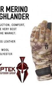 Kryptek Norlander перчатки