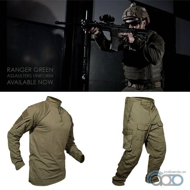 LBX Tactical  Assaul униформа в RG