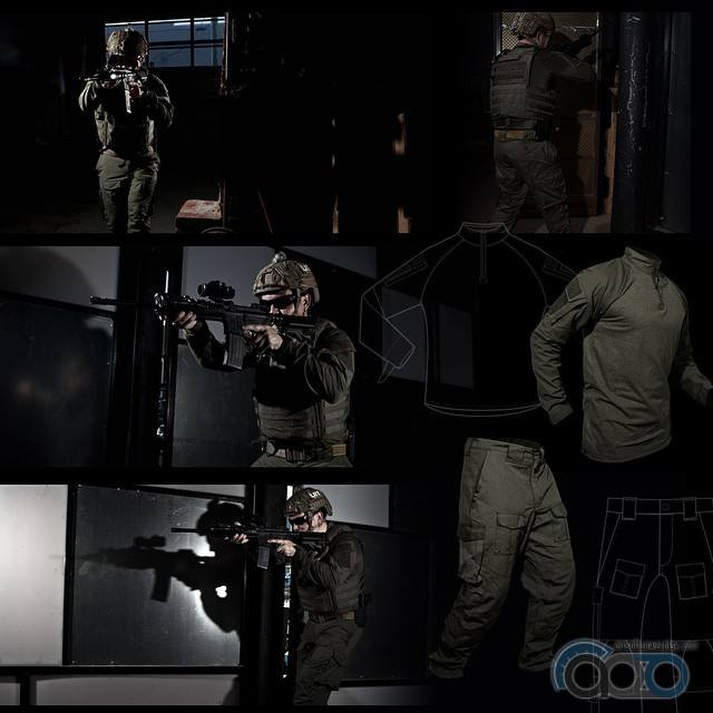 LBX Tactical  уникформа в RG