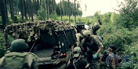 MilSim проект Афганистан - игра Protector XI