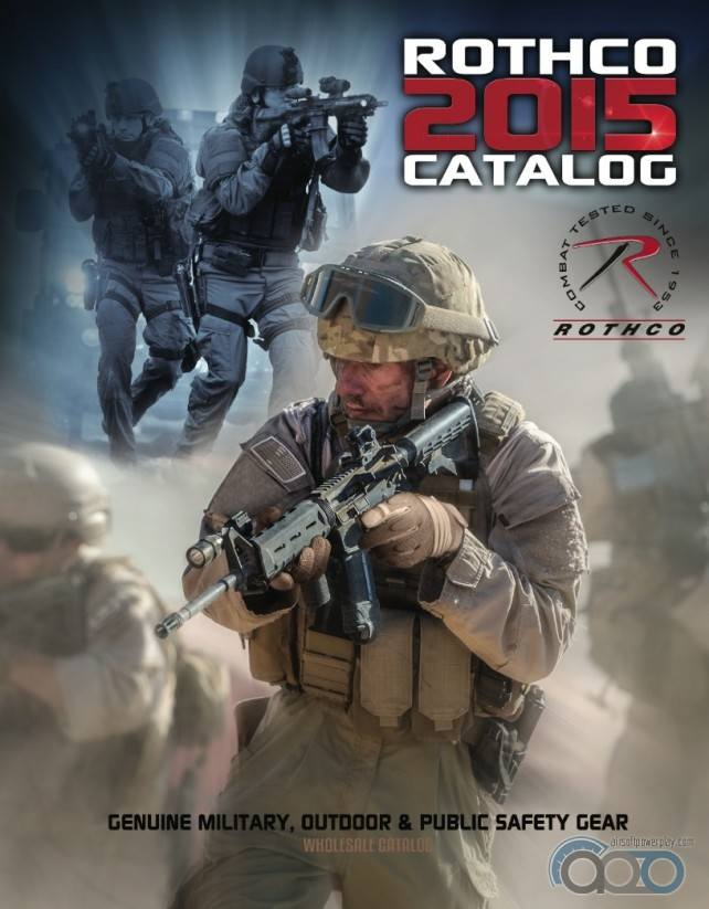 Rothco - Каталог 2015