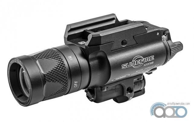 Surefire-X400V-фонарь