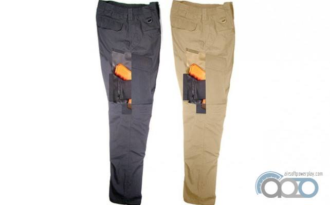 Тактические брюки с кабурой STRYKR