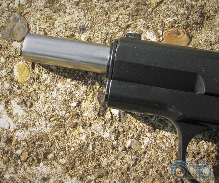 WE ТТ-33 GBB внешний ствол