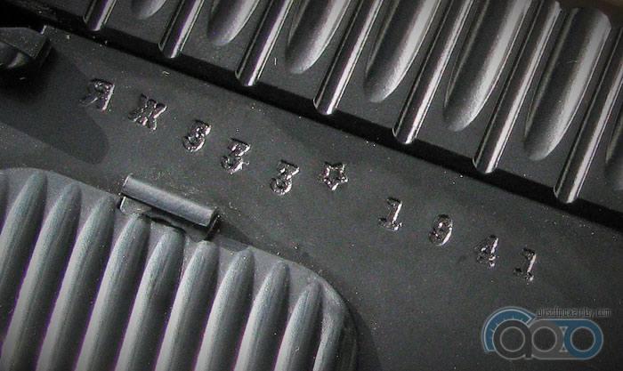 WE ТТ-33  маркировки