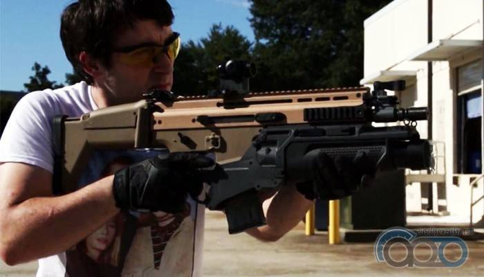 гранатомёт Lancer Tactical