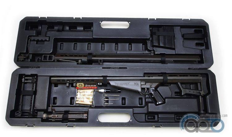 комплектация GBB Barrett M107 SG