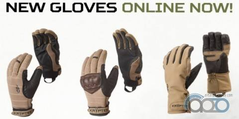 Новые перчатки от Krypt