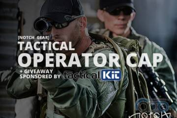 тактическая кепка оператора