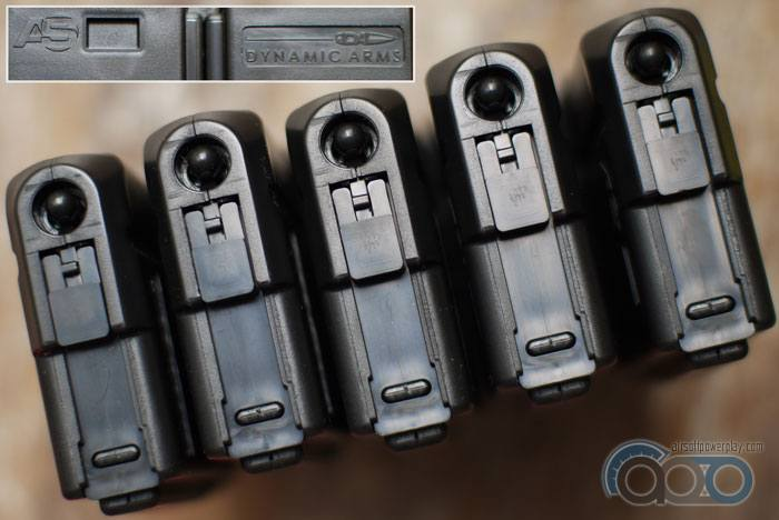 механа для М4 от Airsoft systems