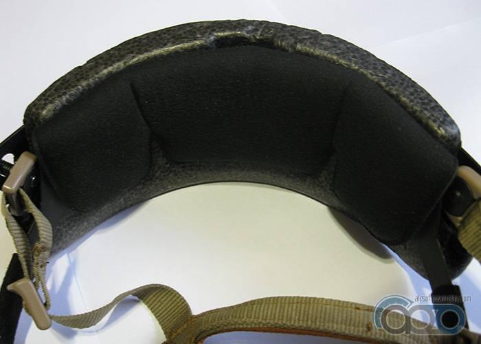 обзор подвески шлема