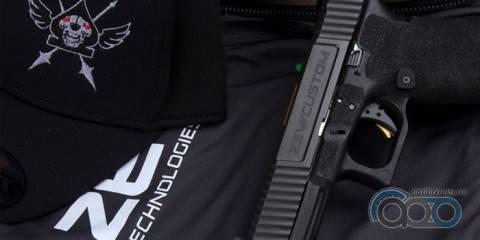 Кастомная рама от ZEV для пистолета Timberwolf