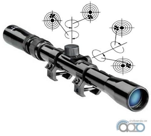 Пристрелка оптического прицела3
